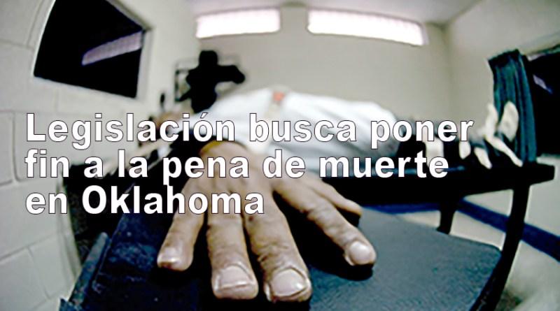 Legislation seeks to end Oklahoma's death penalty