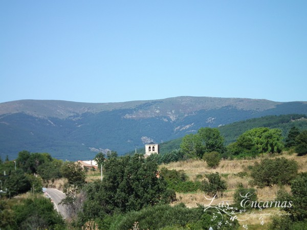 Camino a la ermita de Braojos