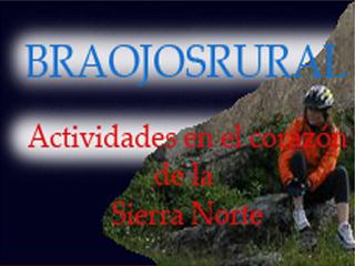 Actividades en Braojos Sierra Norte