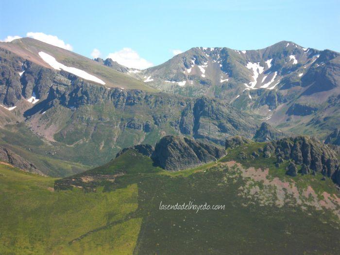 Montañas de Tierra de la Reina