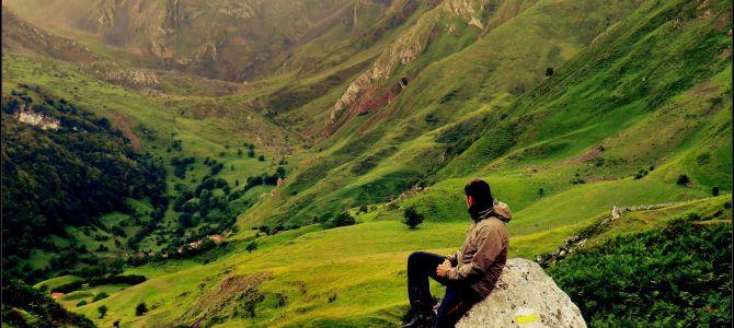 Ascensión al Tapinón desde Tuiza Riba
