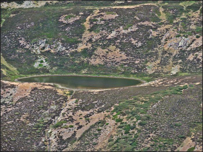 La Chagunona, en el valle paralelo a Glacheiru