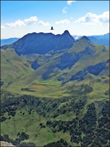 El Tapinón y Siegalavá, poseedores de su propio espacio entre tanto revuelo de cumbres.