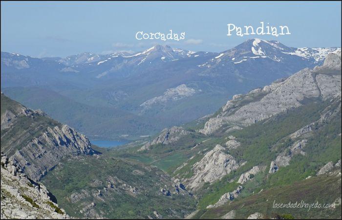 Hacia el norte (foto tomada en el mes de mayo)