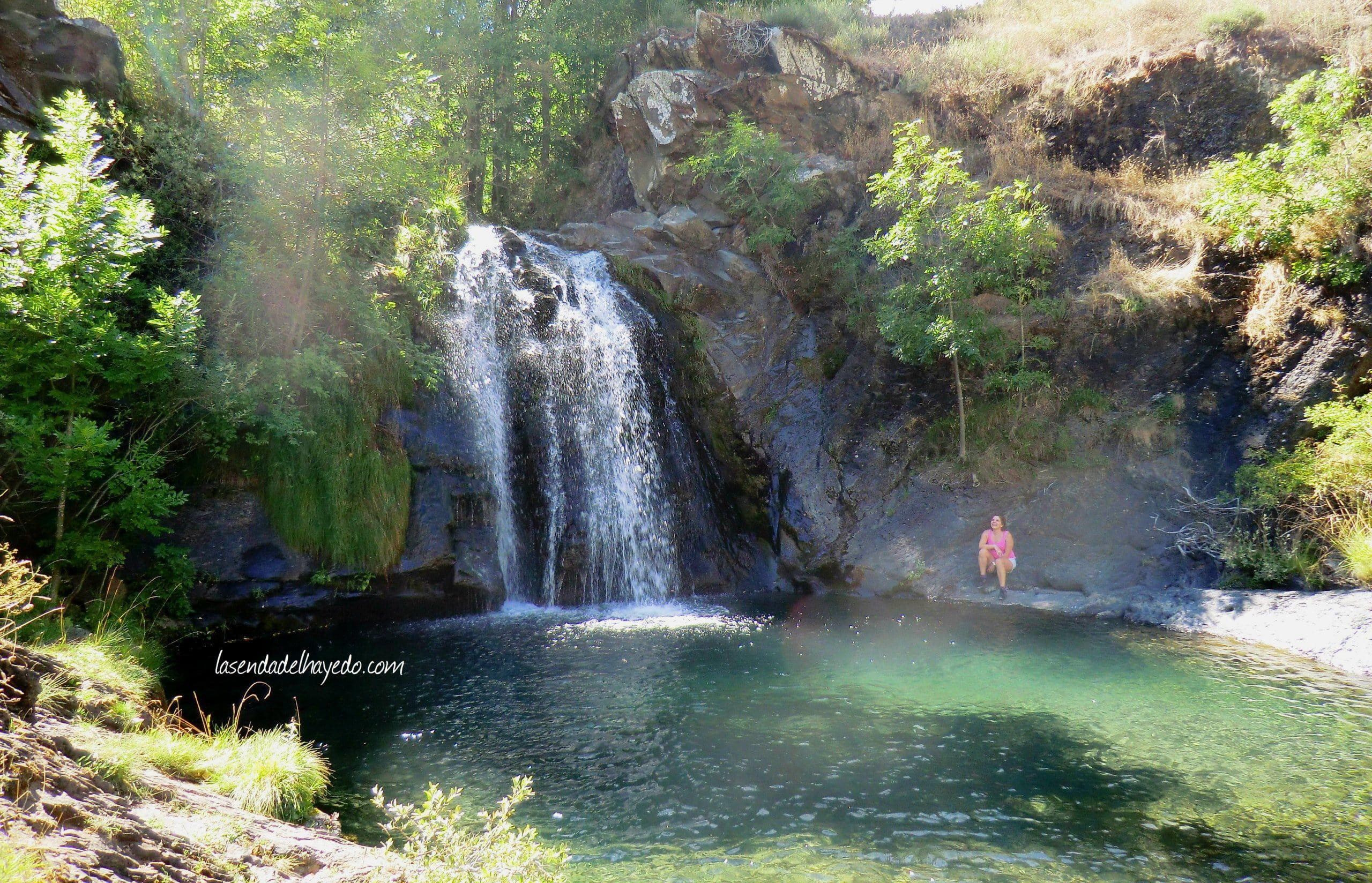 Cascada de Saltón