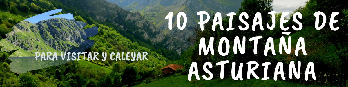 10 paisajes asturianos