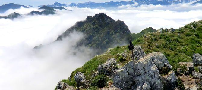 Peña Mea (1.557 m) desde Pelúgano