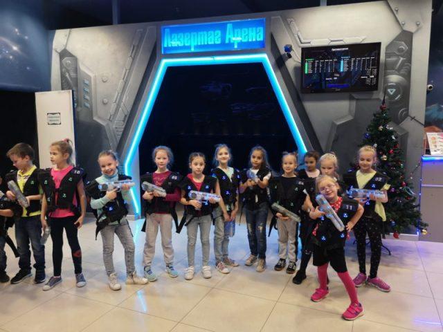 Лазертаг-клуб АренаЛазер в Красноярске
