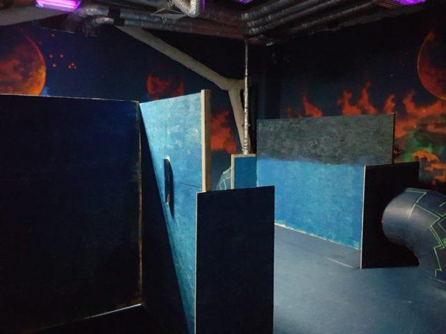 Лазертаг клуб Бешеный хомяк в Самаре