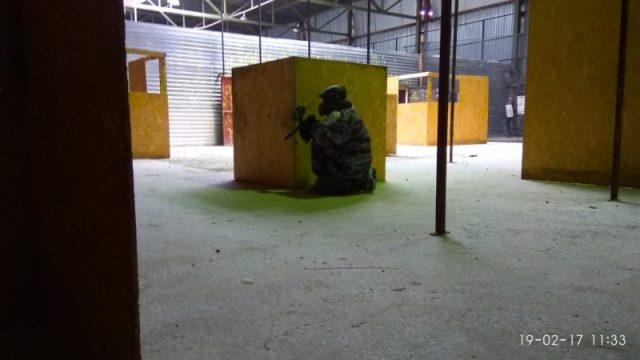 Лазертаг-клуб 61 легион
