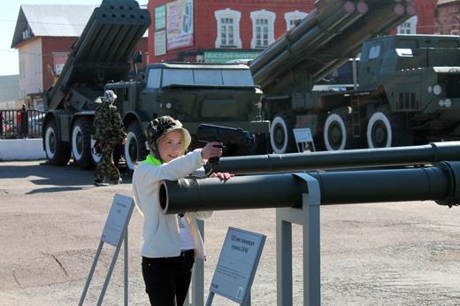 Лазертаг клуб Воин в Перми