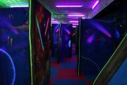 Лазертаг клуб Cybertag в Перми