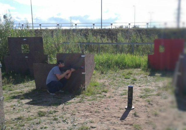 Лазертаг клуб Лазутчик в Перми