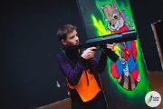 Лазертаг клуб Космополис Город героев в Омске