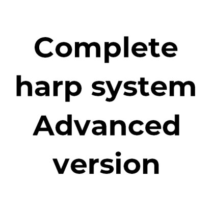 Complete harp system