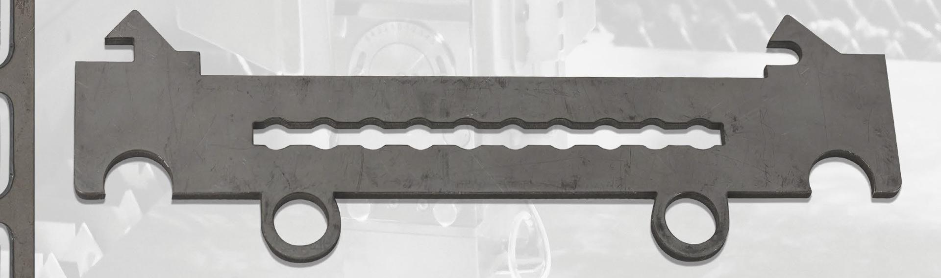 Elaboración de acero comercial