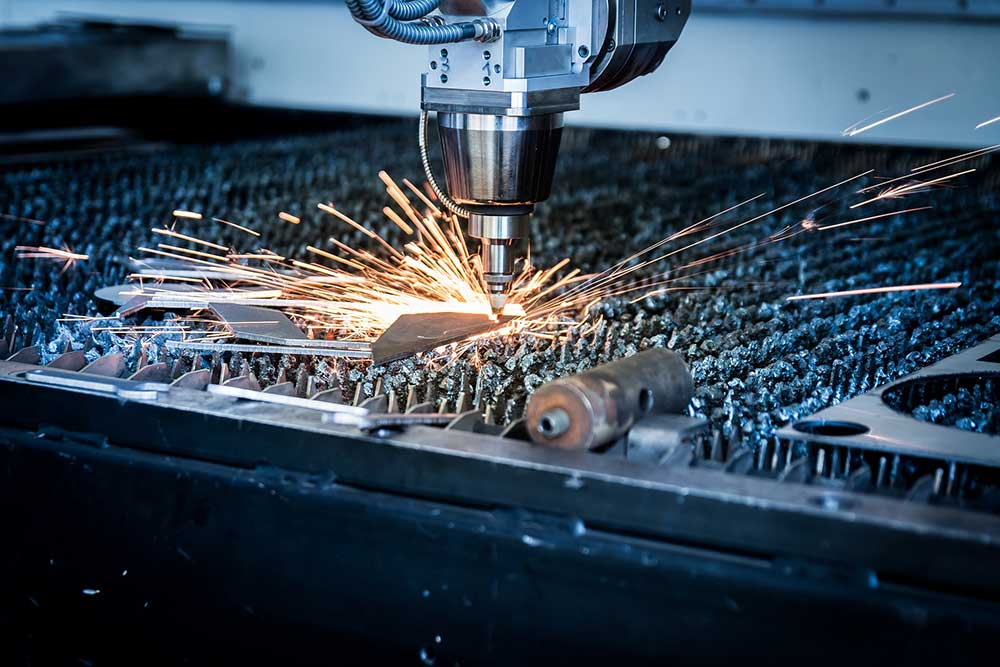 what is laser cutting