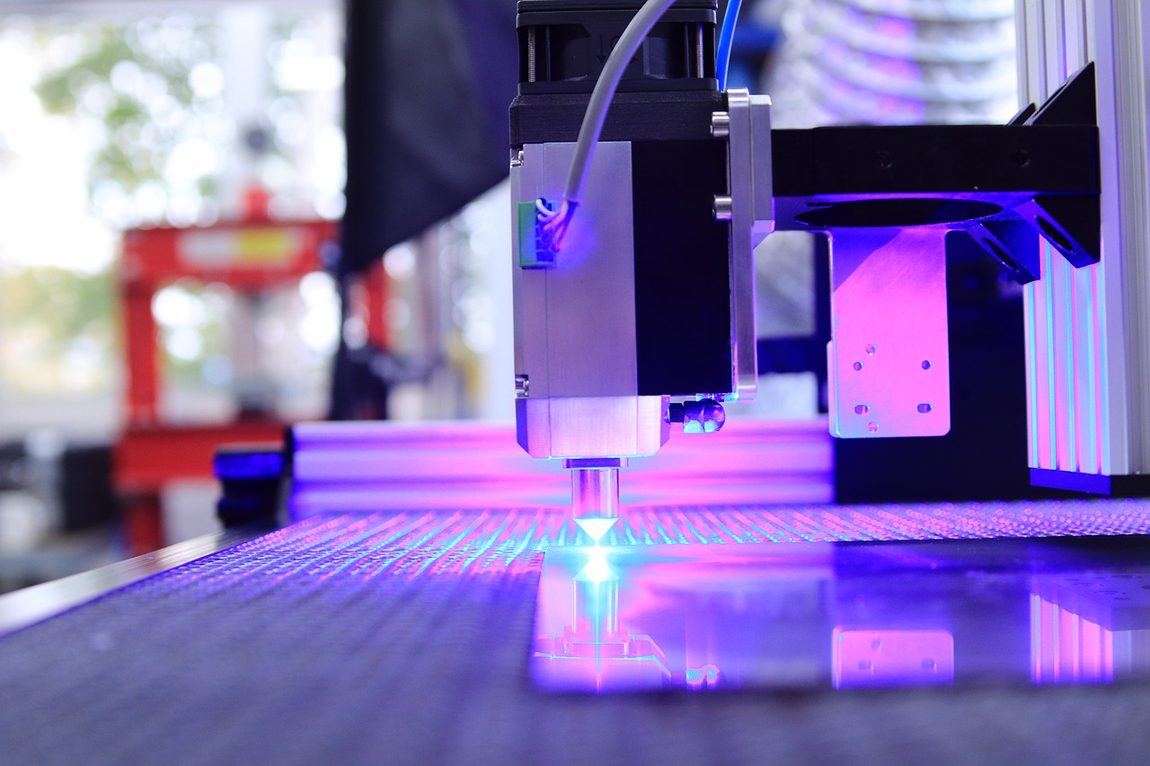 What plastics are safe to laser cut