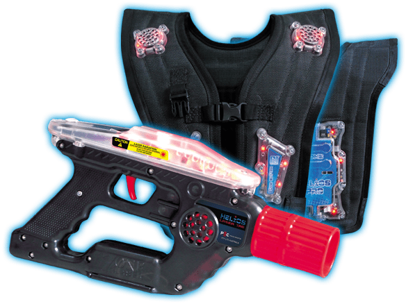 Helios Pro Lasertag System