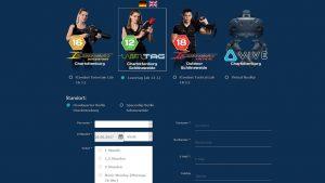 Software für Onlinebuchungen