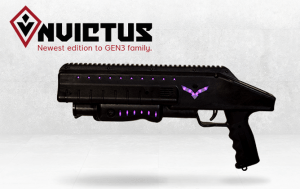 Invictus Indoor Lasertag Equipment
