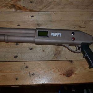 HT-10 Lasertag Shotgun