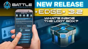Lasertag Lootbox