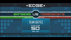 Lasertag Software Edge