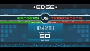 Lasertag Software Edge