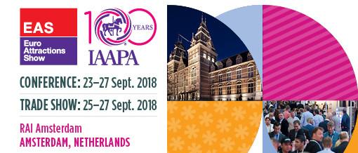 EAS European Attraction Show 2018 Amsterdam
