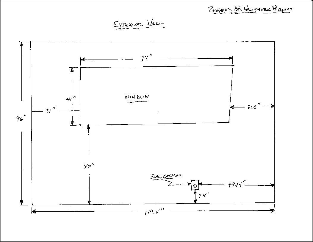 Measure Walls