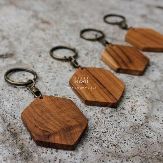 Bahan-Souvenir-terbaik-acara-perkawinan,-perusahaan-komunitas-Gantungan-Kunci-kayu-Jati-jakarta-sumatera,-bandung-tangerang-laser