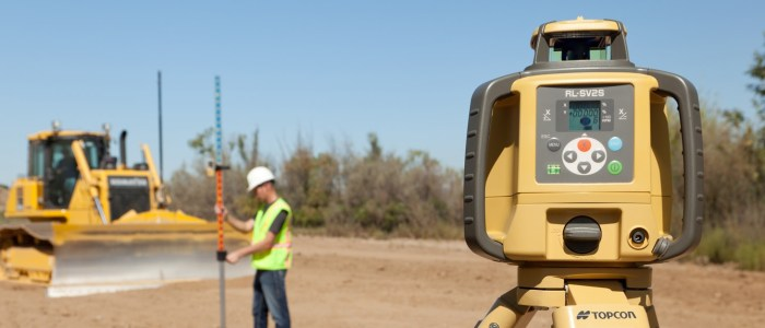 Topcon RL-SV2S Dual Slope Laser Level Review