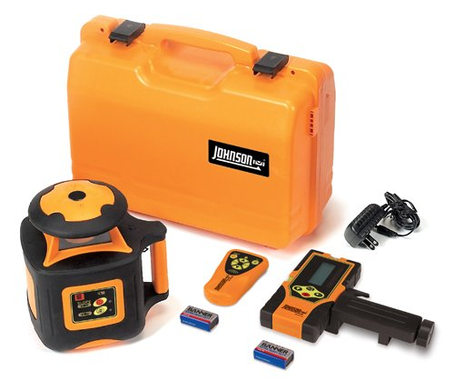 Rotary Laser Level For Drainage Work