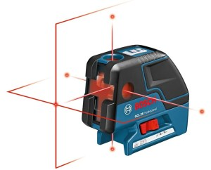 Bosch GCL25 5-Point Alignment Laser Review
