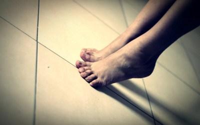 Κακοσμία ποδιών