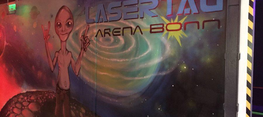 Lasertag Bonn
