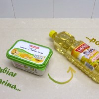 Aceite vs. Mantequilla: segunda parte