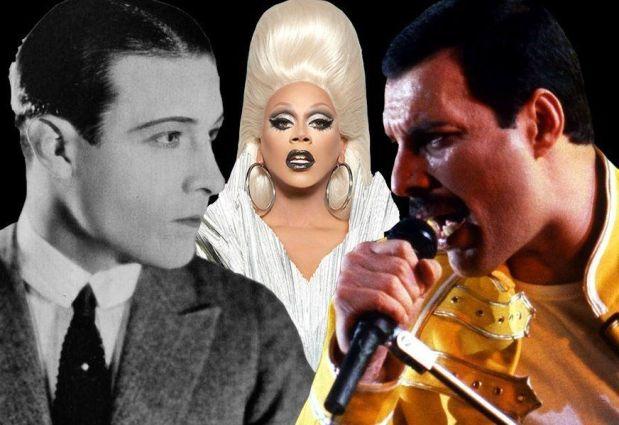 Valentino, RuPaul, Mercury