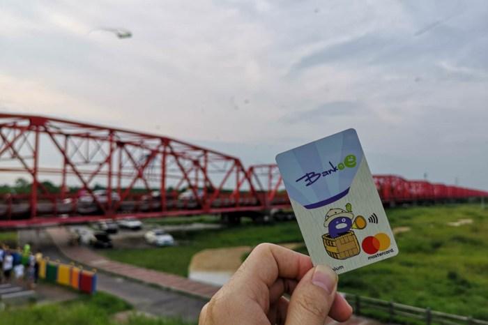 信用卡  遠東商銀BANKEE海神卡3.0 2019年無腦海外回饋神卡 海外刷卡回饋 3%、國內刷卡回饋 1.2%