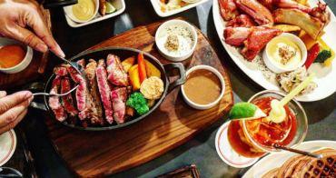 新竹美食 LALA Kitchen 新美式餐廳-交大店 聖誕節交換禮物趴體的好去處