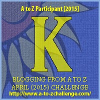 A To Z Challenge – K Is For Keep Consistent