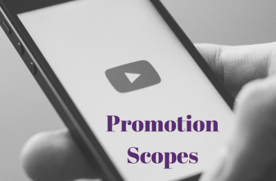 Promotion Scope: Finding New Readers