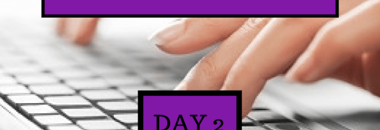 Becoming A Social Butterfly – Are You Ready To Promote Challenge – Day 2