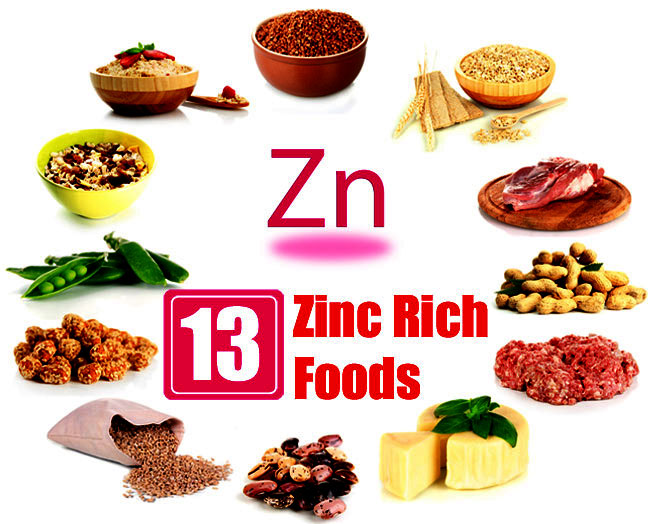 Zinc Rich Foods for Depression and Anxiety