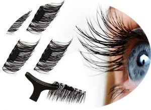 magnetic eyelashes 300x218 - The Most Beautiful Magnetic Lashes