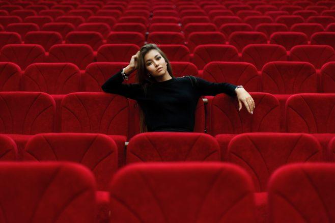 Cinemas Movie theatre