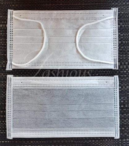 4 Layers Activated Carbon Filter Face Masks