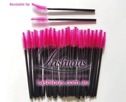 Packet of 50 mascara brush