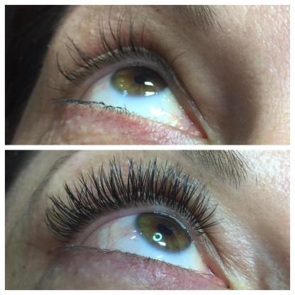 Super Flat Lash by Lucy Clapham